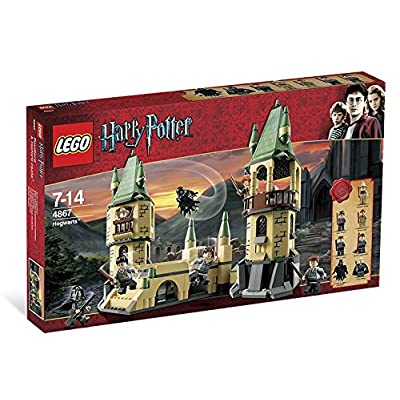 LEGO Harry Potter Hogwarts 4867 (Discontinued by manufacturer): Toys & Games