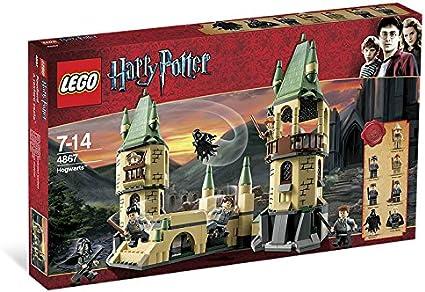 Lego Harry Potter 4867 Hogwarts Amazon De Spielzeug