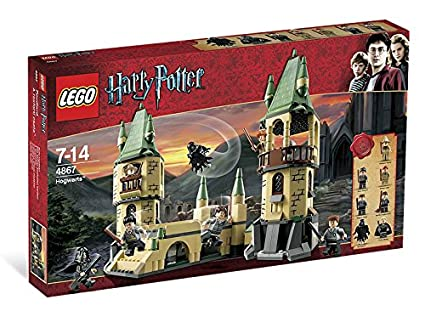 Amazon Lego Harry Potter Hogwarts 4867 Discontinued By