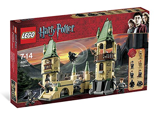 LEGO Harry Potter Hogwarts 4867 (Discontinued by manufacturer)