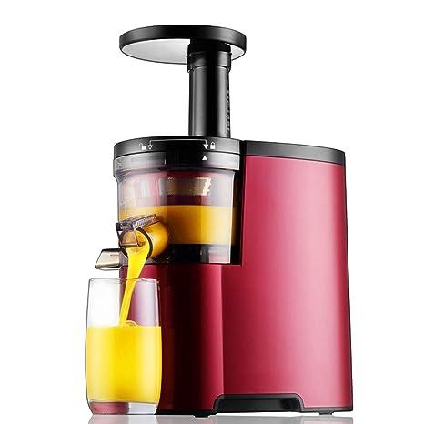 XG-Household Exprimidor casero automático de Frutas y Verduras de separación de escoria multifunción Fresca