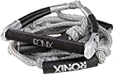 Ronix PU Synthetic Surf Rope 10 inch Handle 25FT. Bungee (2018)
