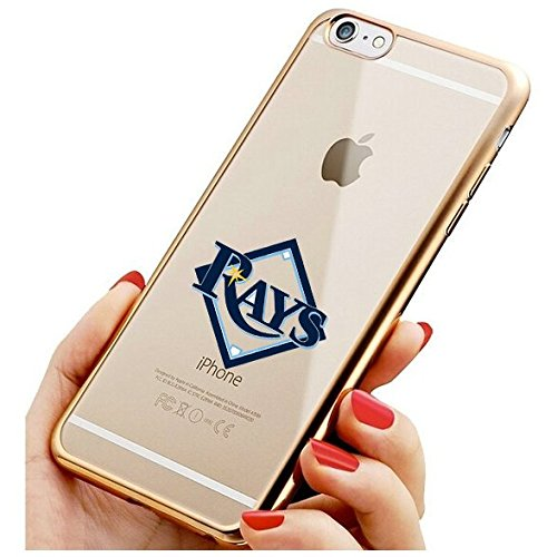 Rays iPhone 6s Plus Case,Slim Fit Electroplate Soft Silicone TPUBack Cover for iPhone 6 Plus / iPhone 6s Plus Gold