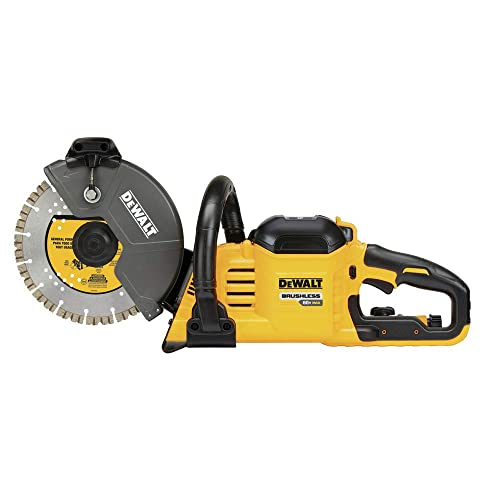 DEWALT DCS690B FLEXVOLT 60V Max Cordless Brushless 9 In. Cut-Off Saw