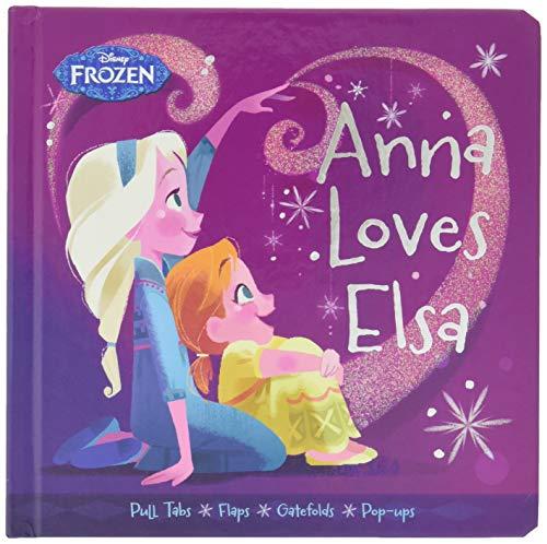 Frozen Anna Loves Elsa -