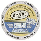 The Jetsetter Coffee Vanilla Bean There, 18-Count, 171gm
