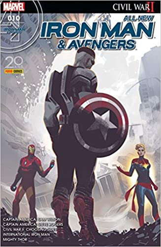 All-New Iron Man & Avengers nº10