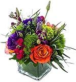Starbright Floral Design- ''Joy''- Hand Delivered Bouquet in Vase- New York City Area