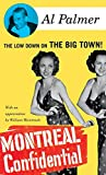 Montreal Confidential by Al Palmer front cover