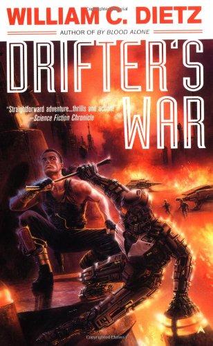 book cover of Drifter\'s War