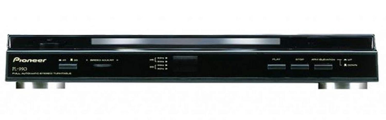 Amazon.com: Pioneer - Mesa giratoria de audio estéreo con ...
