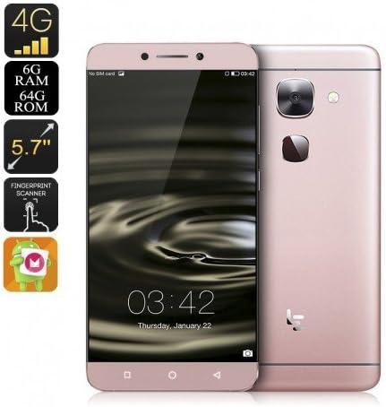 LeEco Le MAX 2 Smartphone - 6GB RAM, 2K 5,7 Pulgadas de Pantalla ...