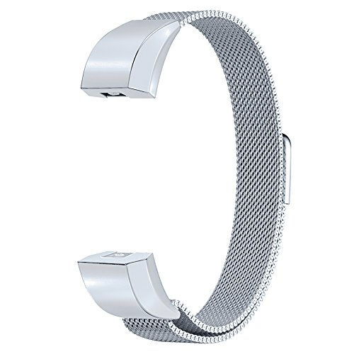 Oitom Fitbit Alta HR Accessory Bands and Fitbit Alta Band, (2 Size) Large 6.7