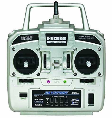Futaba 4YF 2.4G FHSS R2004GF Transmitter / Receiver [parallel import goods]