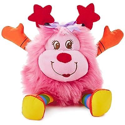 Hallmark Rainbow Brite Dee Lite Sprite Stuffed Animal, 8