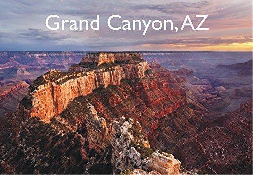 Grand Canyon, Arizona, United States National Park Magnet 2