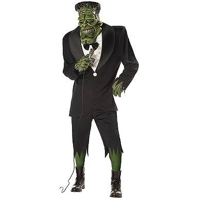 2306a9048d6 Amazon.com  Big Frank Funny Adult Costume  Clothing
