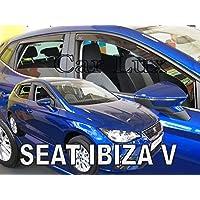 Car Lux AR01550 - Derivabrisas Deflectores de Aire