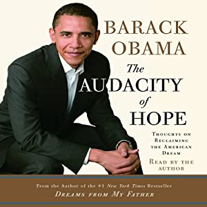 The Audacity of Hope (excerpt) Audiobook