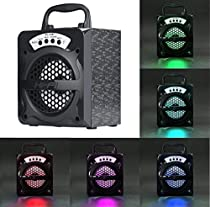 Morecome Outdoor Bluetooth Wireless Portable Speaker Radio