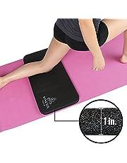 """Kinesis Yoga Knee Pad Cushion - Extra Thick 1"""" w/Free Bag"""