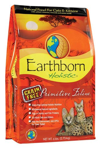 Earthborn Holistic Primitive Feline Natural Dry Food for Cat