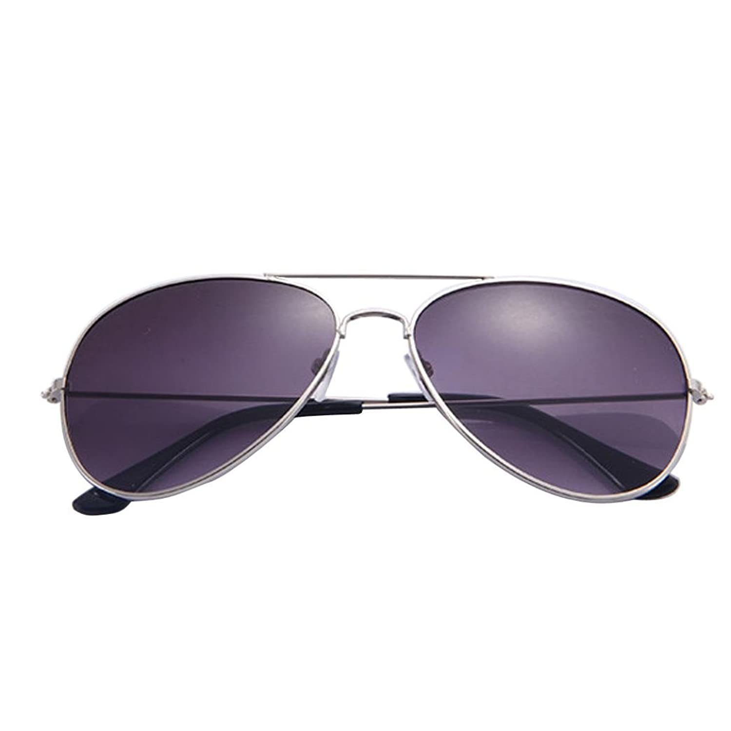 0008807abb8a Amazon.com  Sumen Hot Sale Vintage Round Sunglasses Mirrored Gold Metal  Frame (A)  Clothing