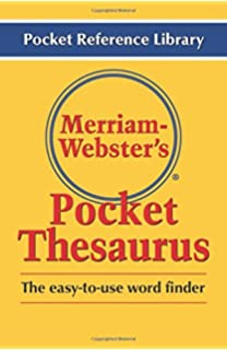 Amazon com: The Merriam-Webster Dictionary, New Edition (c
