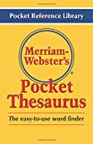 #2: Merriam-Webster's Pocket Thesaurus (Pocket Reference Library)