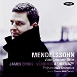 Mendelssohn: Violin Concerto in E minor Op. 64, Octet in E flat Op. 20
