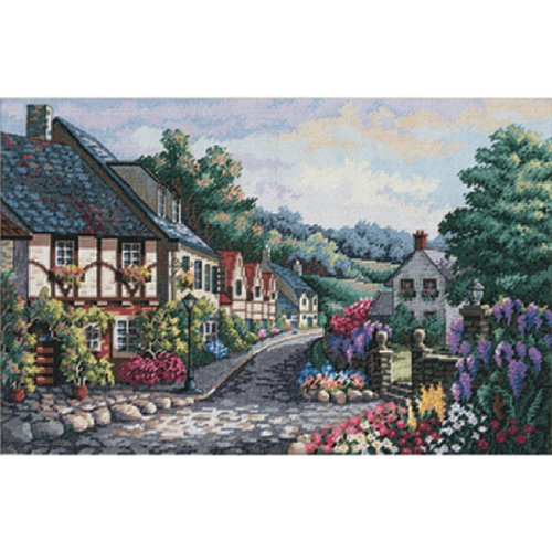 Dimensions Needlecrafts 3817 Counted Cross Stitch, Memory Lane