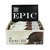 Epic All Natural Meat Bar, 100% Natural, Pork, Uncured Bacon & Maple, 1.5 oz. (12 Count)