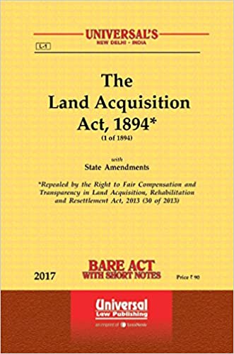 Land Acquisition Act 1894 Pdf