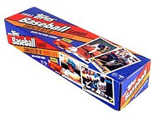 1993 Topps Baseball Complete Factory Set. Includes the De...