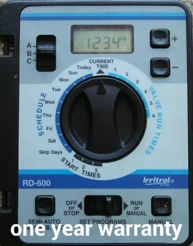 rain dial irritrol - 9