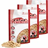 Purebites Chicken Breast Cat Treat 3 Pack (1.80 Ounces Total) For Sale