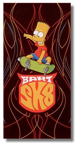 Simpson - Toalla de playa Bart Simpson - 774https://amzn.to/2HDazGi