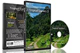 Fitness Journeys - Tropical Scenery 2, for indoor walking, treadmill and cycling workouts