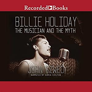 Billie Holiday Audiobook