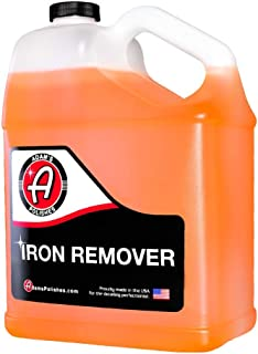 product image for Adam's Iron Remover Gallon - Fallout Iron Out Rust Stain Remover Spray For Pro Car Detailing | Use Before Car Wash Clay Bar Car Wax Ceramic Coating & Machine Car Buffer Polisher | Auto Paint Motorcycle RV Boat