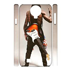 YUAHS(TM) Personalized 3D Hard Back Phone Case for SamSung Galaxy S4 I9500 with lil wayne YAS047238