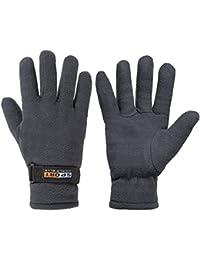 Winter Gloves Winter Keep Warm Soft Fleece Lined Gloves Multiple Color for Men & Women