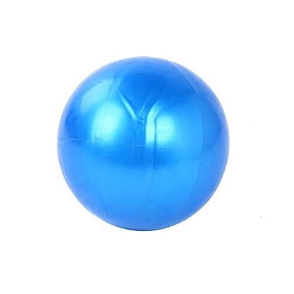 Yoga Exercise Ball Gym Pilates Balance Exercising Fitness Air Anti-Burst 20CM