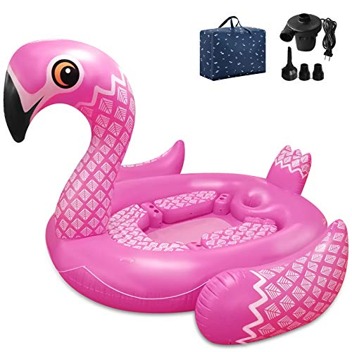Lovely Unicorn Duck Animal Ins Inflatable Floating Raft Swimming Ring Seat For Kids Toys Summer Beach Water Tour Giant Pool Tube To Make One Feel At Ease And Energetic Sports & Entertainment Sports Clothing
