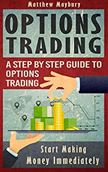 Option trading books amazon