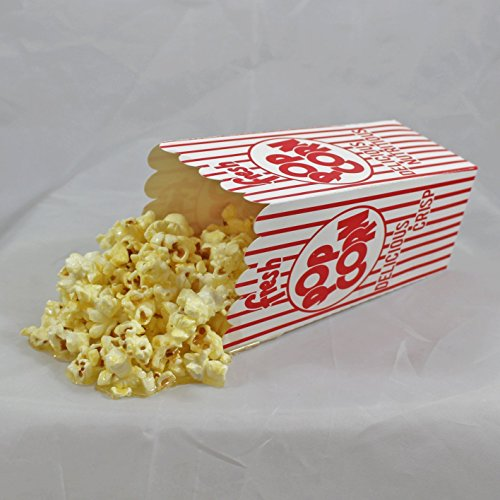 Realistic Food Replicas New! Crunchy Looking Faux Popcorn Spilling Out of Box