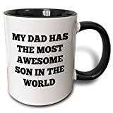 Best 3dRose Father In The Worlds - 3dRose mug 184189 4 My dad has the Review