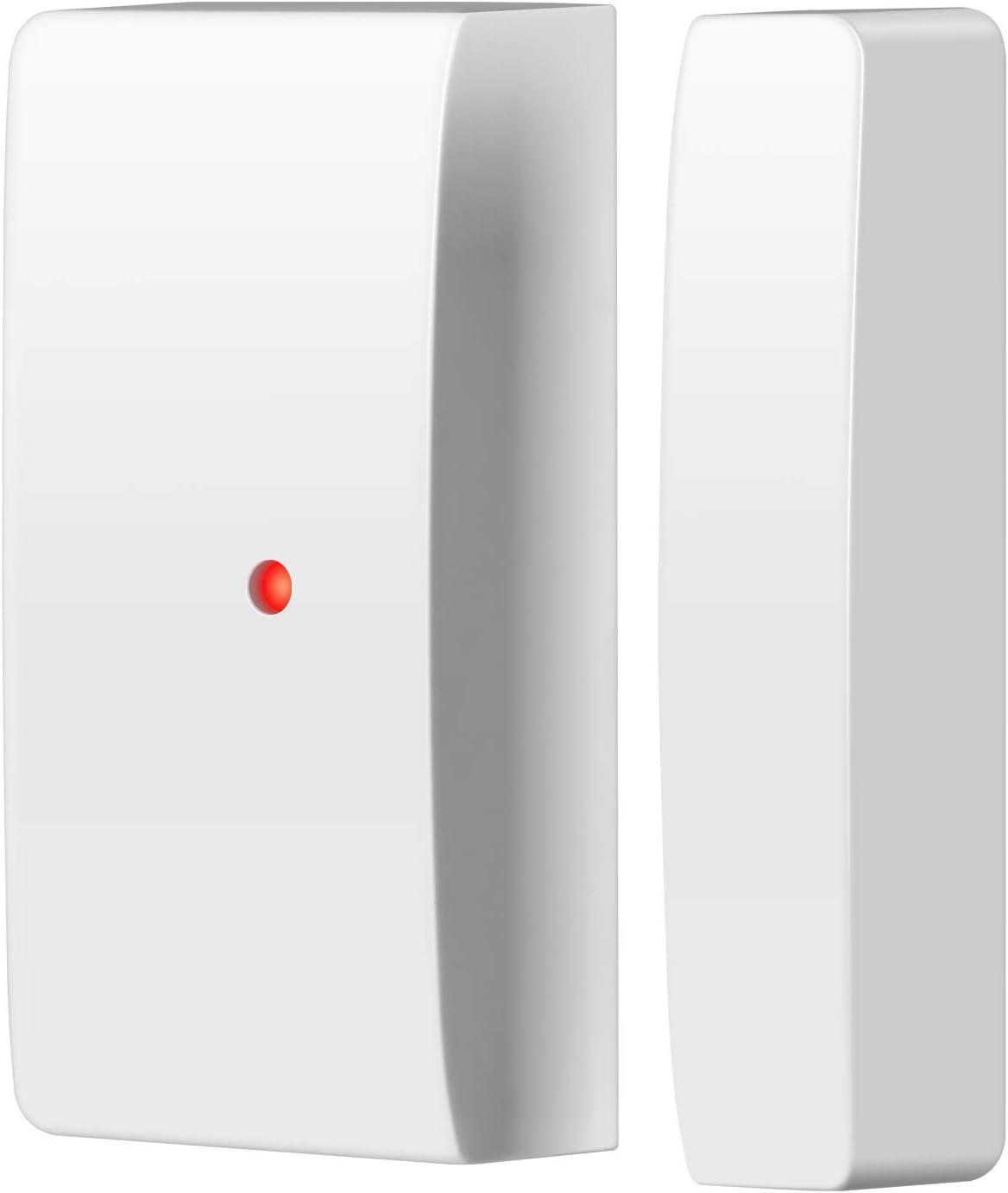 Freezer Door Alarm, briidea Fridge Alarm when Left Open with 60/120/180 Seconds Delay Alert Refrigerator Door Alarm Reminders