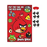 Bargain World Angry Birds Party Game (with Sticky Notes)