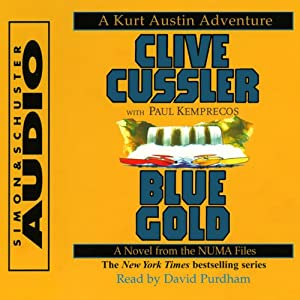 Blue Gold Audiobook